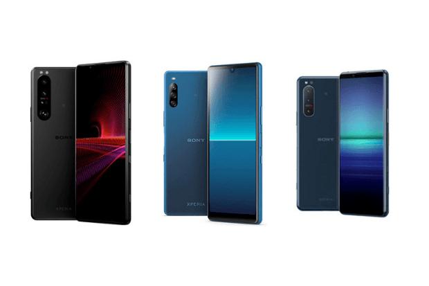 Best Sony phones to buy in 2021