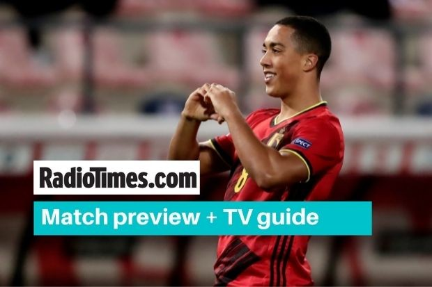 What channel is Belgium v Russia Euro 2020 match on? Kick off time, live stream and latest team news