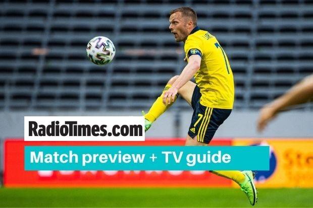 Spain v Sweden Euro 2020: Kick off time, TV channel, live stream, prediction, team news