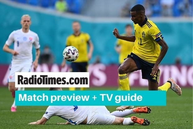 What channel is Sweden v Ukraine Euro 2020 match on? Kick off time, live stream and latest team news