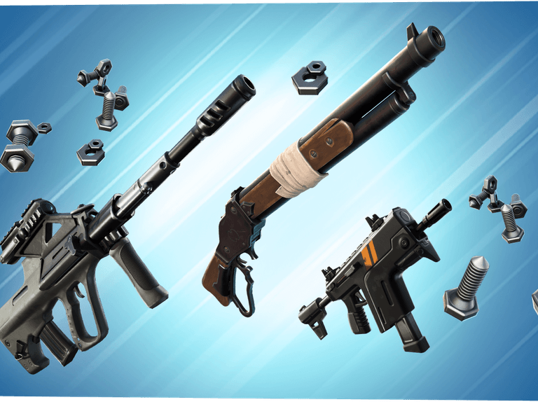 Break Shotgun Fortnite All Fortnite New Weapons Season 7 Unvaulted Vaulted Weapons And Items Radio Times