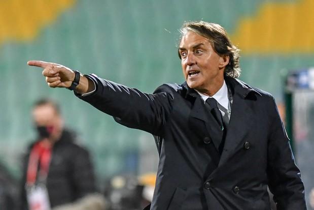 Italy Euro 2020 Roberto Mancini