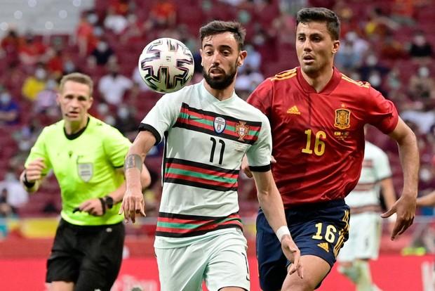 Bruno Fernandes Euro 2020
