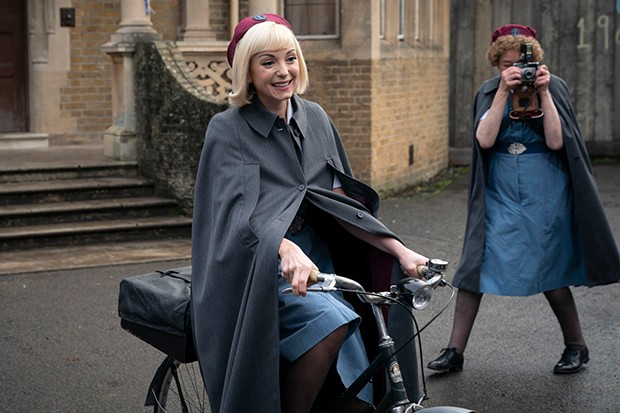 Trixie star Helen George announces pregnancy ahead of Call the Midwife Christmas special