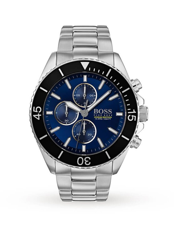 Hugo Boss Ocean Edition Rare Men's Watch HB1513704