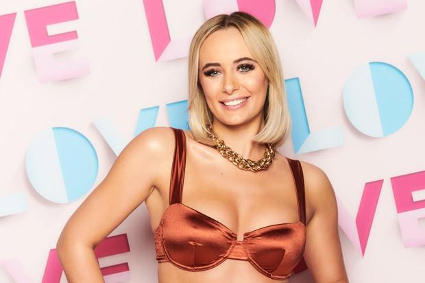 Love Island 2021 contestant Millie Court