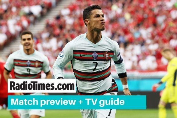 Portugal v France Euro 2020 preview - Kick off time, live stream and team news