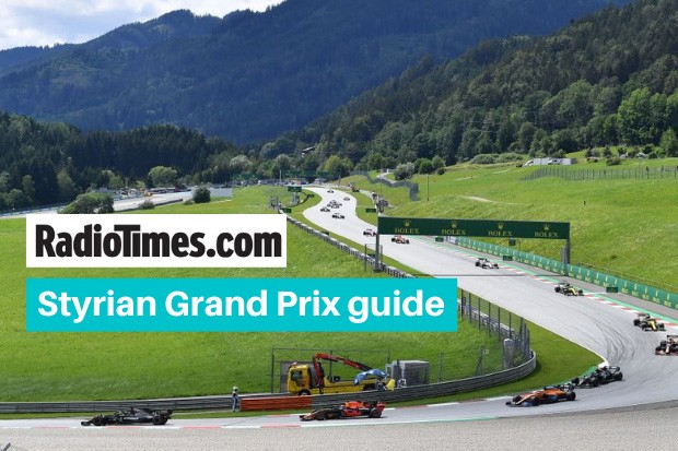 What time is the Styrian Grand Prix 2021? How to watch on TV – practice, qualifying, race schedule