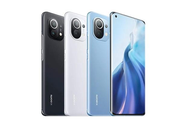 Xiaomi Mi 11 colours