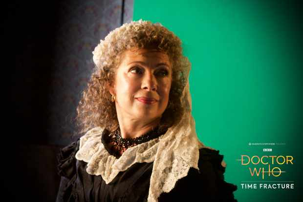 River Song in Doctor Who: Time Fracture