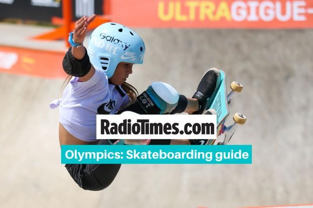 Skateboarding Olympics guide