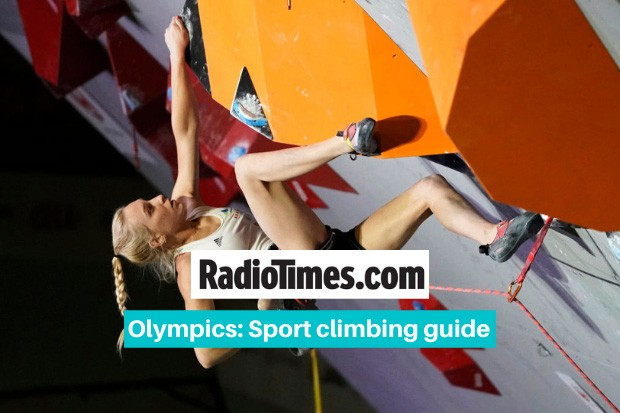 Sport climbing at the Olympics: What are bouldering, lead and speed climbing?