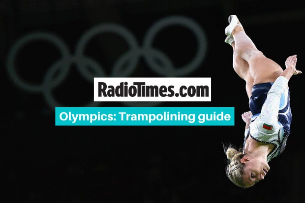 Trampolining Olympics guide