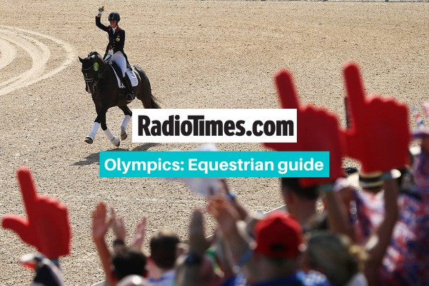 Equestrian Olympics guide