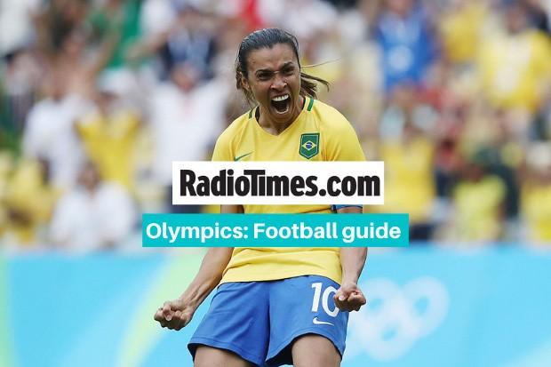 Football Olympics guide