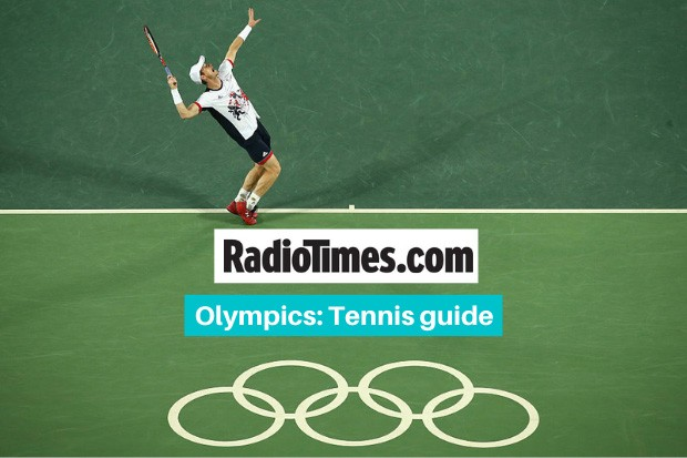 Tokyo Olympics tennis schedule: Order of Play and today's matches on TV