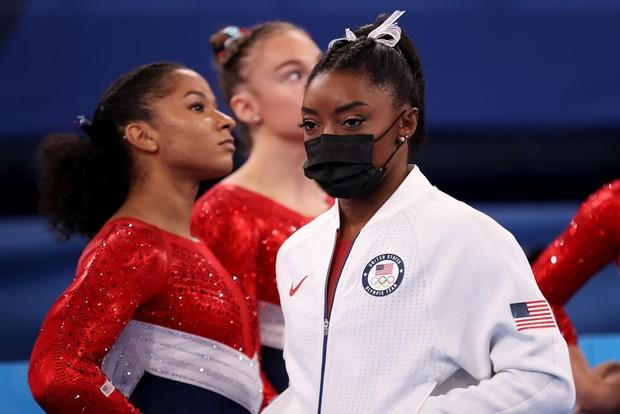 Simone Biles Olympics 2020
