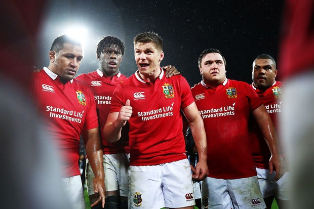 British & Irish Lions TV schedule 2021: Fixtures and how to watch every match