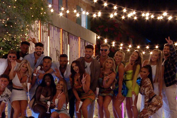 When is the Love island final