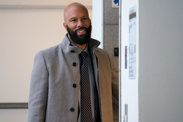 COMMON as DR. JACKSON