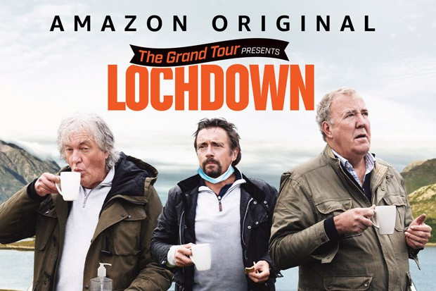"""Jeremy Clarkson says COVID forced The Grand Tour to be on their """"A-game"""" for Lochdown special"""