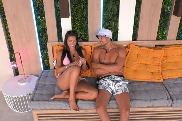 Who are the Love Island 2021 couples?
