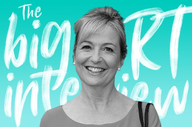 Carol Kirkwood Big RT Interview on Louise Minchin leaving BBC Breakfast, on-air blunders and writing her first novel