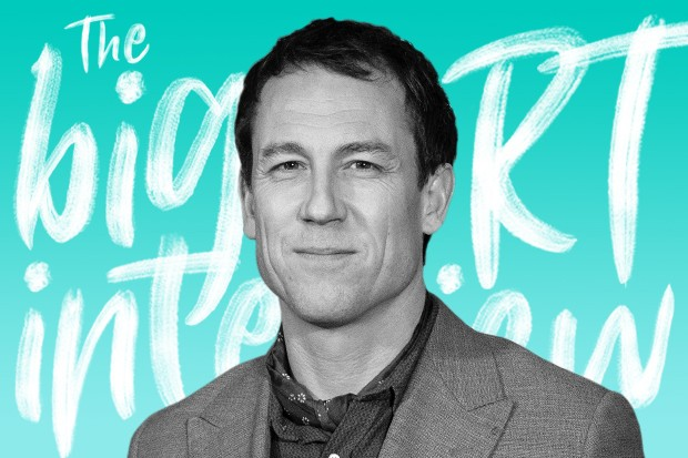 The Crown's Tobias Menzies on This Way Up season 2, masculinity, and the death of Prince Philip