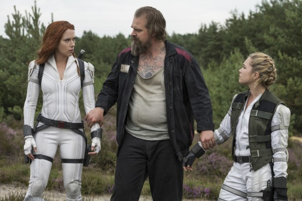 Black Widow ending | What happened to Red Guardian and Yelena? - Radio Times