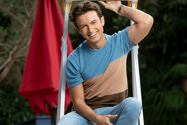 """Exclusive – Cameron Robbie on Jesse's """"sticky"""" Neighbours deception and advice he got from his sister Margot Robbie"""