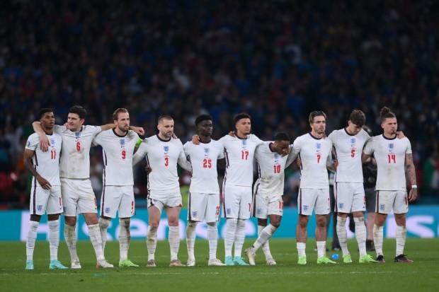 England v Italy at Euro 2020