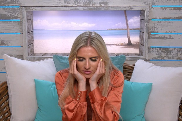 Chloe in Love Island 2021