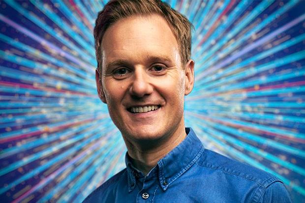 Strictly Come Dancing star Dan Walker