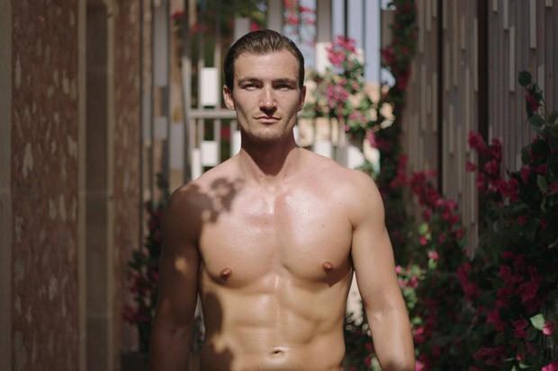 Love Island 2021 contestant Brett Staniland