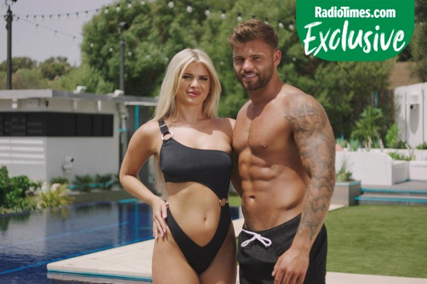 Love Island Liberty and Jake exclusive poll results