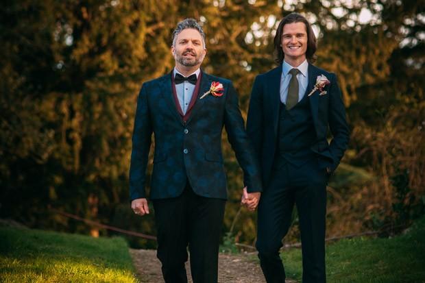 Married at Fist Sight UK couple Dan and Matt