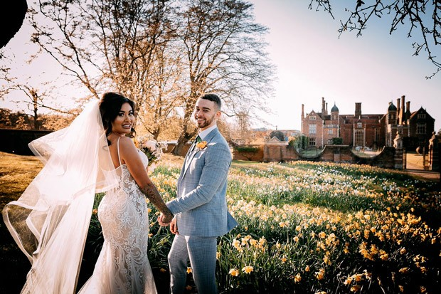 Married at First Sight UK 2021 couple Nikita and Ant