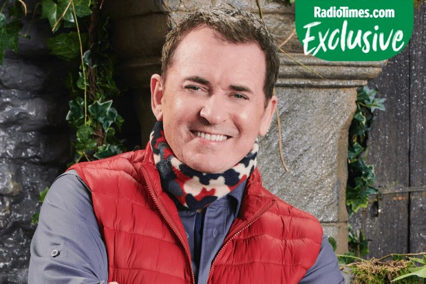 I'm A Celebrity star Shane Richie addresses Wales relocation and offers advice to 2021 line-up
