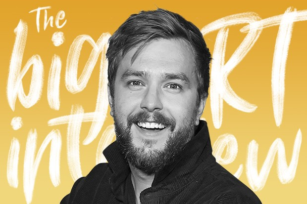 Big RT Interview: Iain Stirling (GETTY)