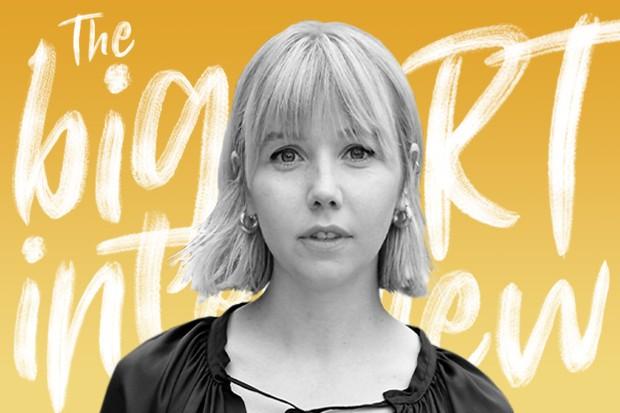 Big RT Interview: Lauren Lyle (GETTY)