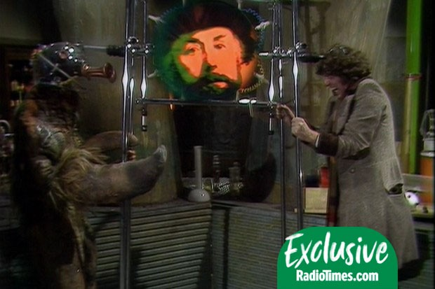 Doctor Who - The Brain of Morbius (exclusive)