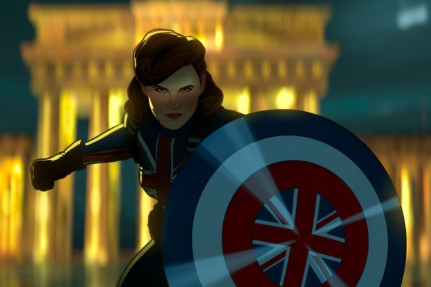 Hayley Atwell voices Captain Carter in Marvel's What If...?