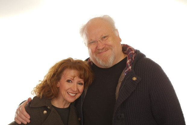 Colin Baker and Bonnie Langford star in Doctor Who: Mind of the Hodiac