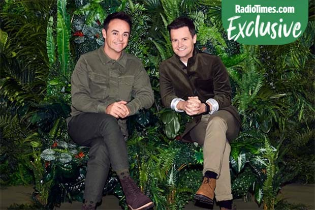 I'm A Celebrity exclusive