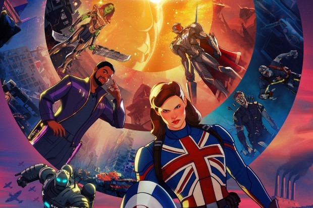 Marvel's What If...? on Disney Plus
