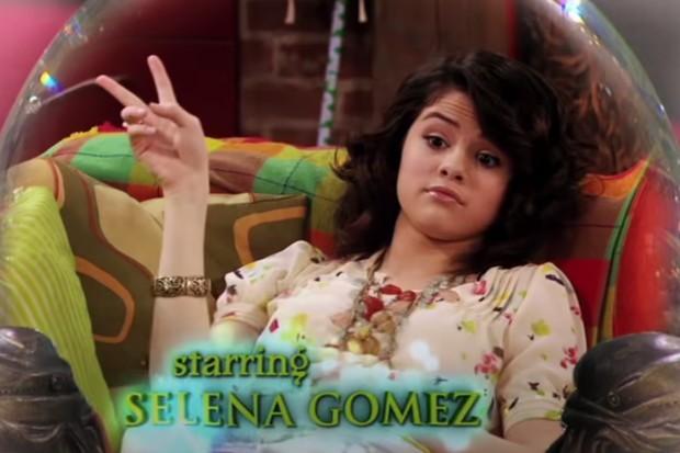 Selena Gomez in Wizards of Waverley Place