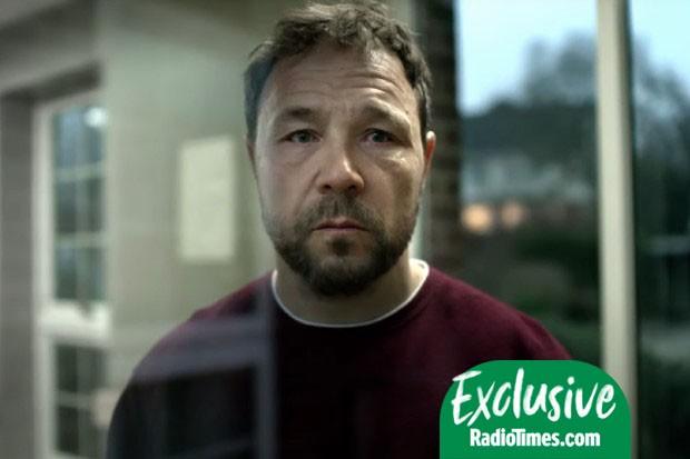 Stephen Graham in Channel 4's Help