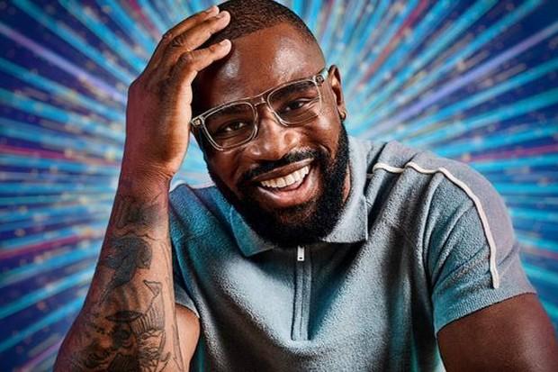 Ugo Monye (Strictly Come Dancing 2021)