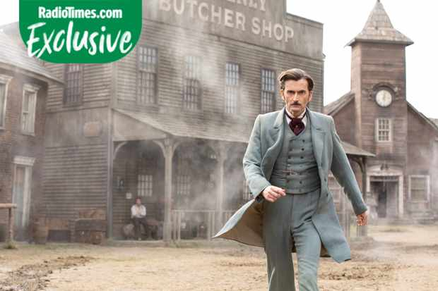 Around the World in 80 Days images give glimpse at David Tennant in BBC adaptation