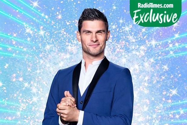 Strictly Come Dancing's Aljaž Škorjanec voted fans' favourite professional